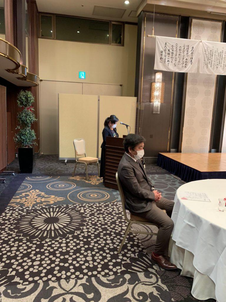 20201223チャーターナイト_201225_1 司会 ライオンテーマーL久野邦子